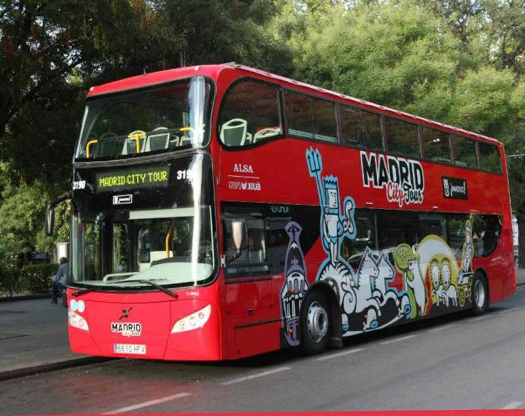 Bus-Tour-Madrid