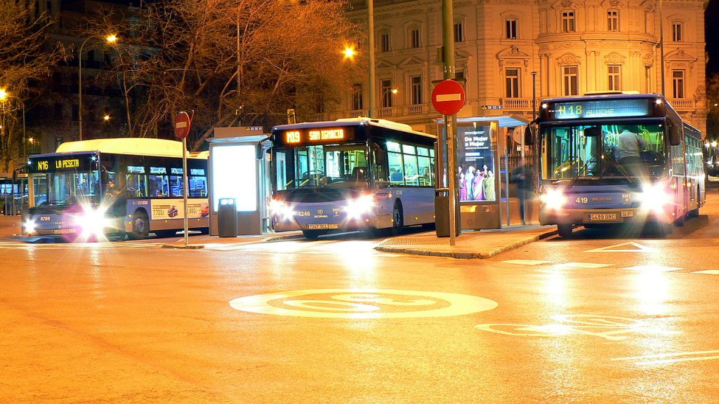 Buses-nocturnos-de-Madrid
