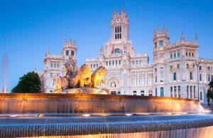 Información general de Madrid