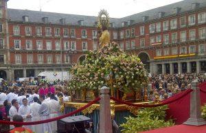 Días festivos en Madrid