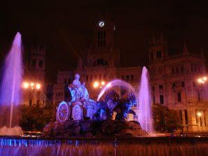 sitios turísticos en Madrid