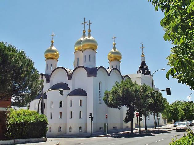 Iglesia-al-estilo-Bizantino
