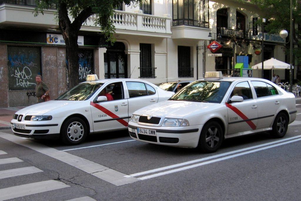 Taxis-de-Madrid