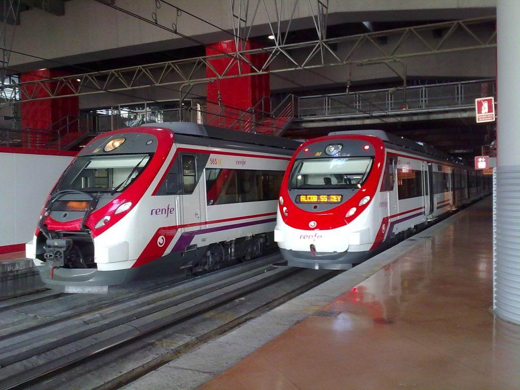 Tren-de-Cercanias