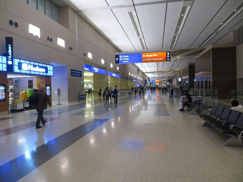 Aeropuerto-de-Las-Vegas