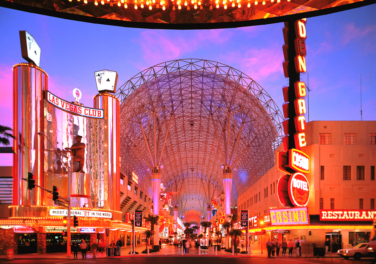 Mapa De Las Vegas Guia De Las Lugares Turisticos