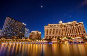 Estaciones del año en Las Vegas