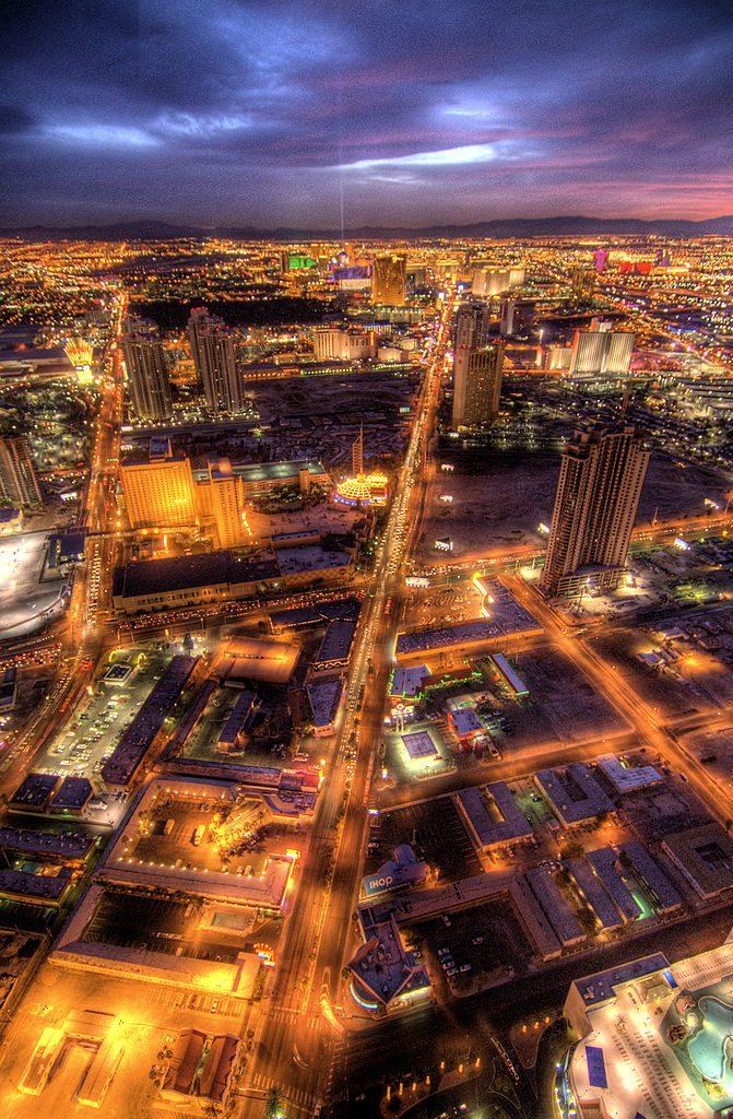 Valle-de-Las-Vegas