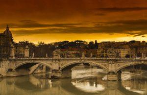 Estaciones del año en Roma