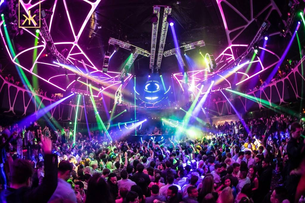 Vida Nocturna En Las Vegas Salir De Fiesta En Las Vegas
