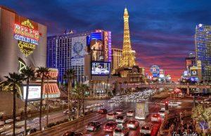 Salir de fiesta en Las Vegas