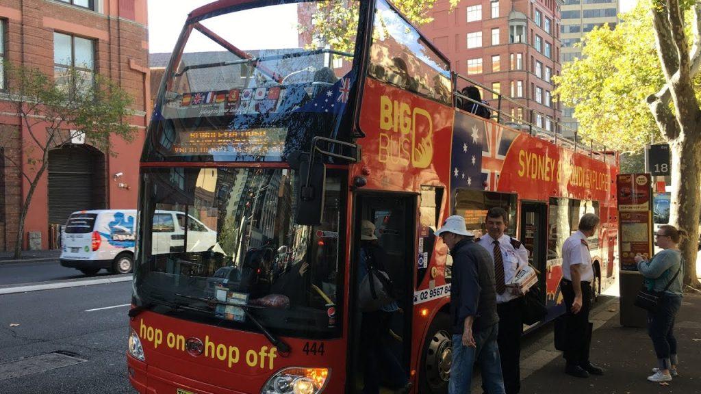 Big-Bus-en-Sidney