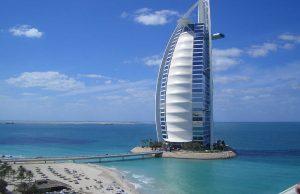Clima de Dubái