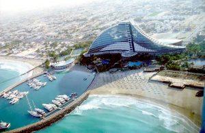 Hoteles en Dubái