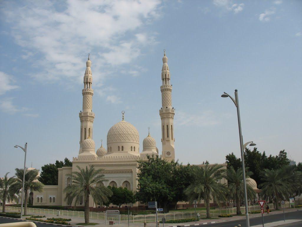 Mezquita-Jumeirah