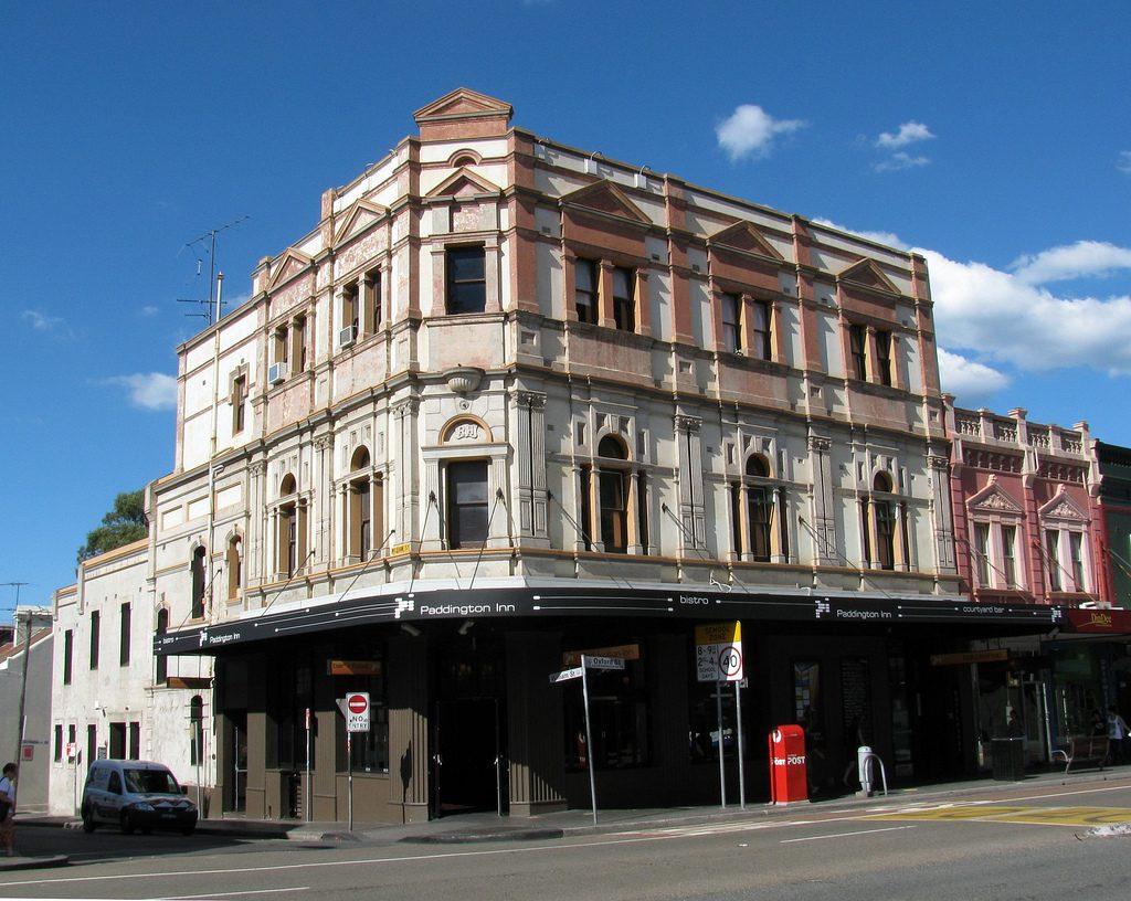 Paddington-Inn-de-Sidney