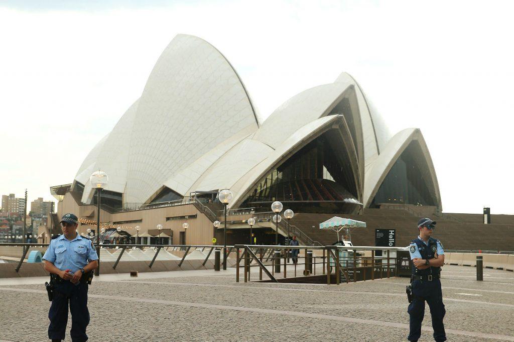 Policia-en-Sidney