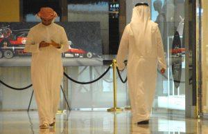 Ropa típica de Dubái