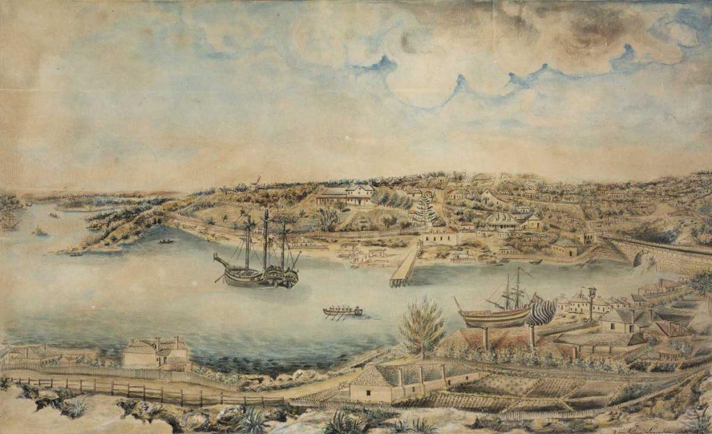 Sidney-1790-a-1809