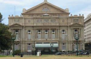 Teatros en Buenos Aires