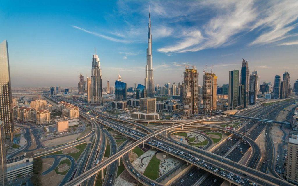 Vista-panoramica-de-Dubai