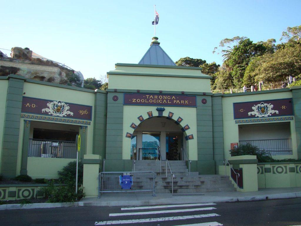 Zoologico-Taronga