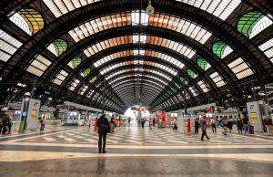 ¿Cómo llegar a Milán?