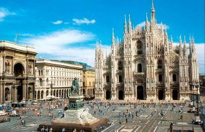 Estaciones del año en Milán