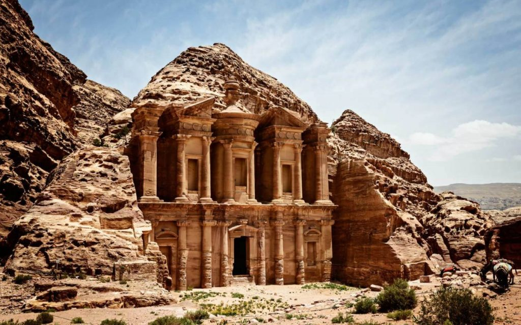 Ad-Deir-Petra