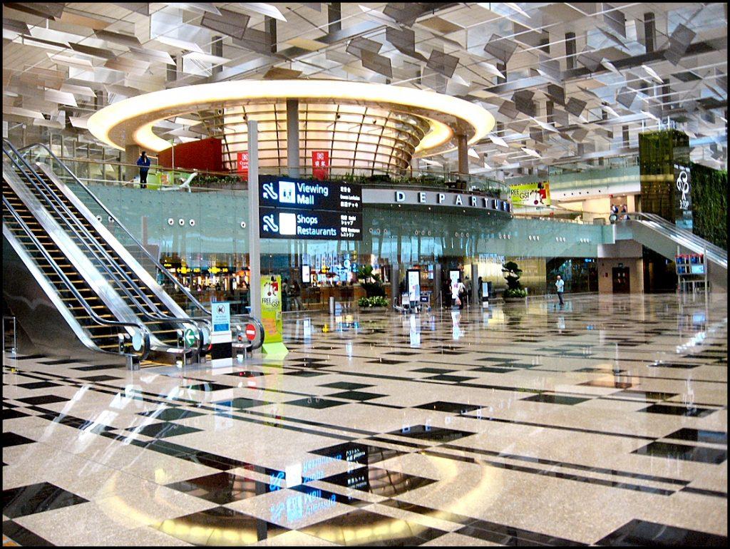 Aeropuerto-Changi