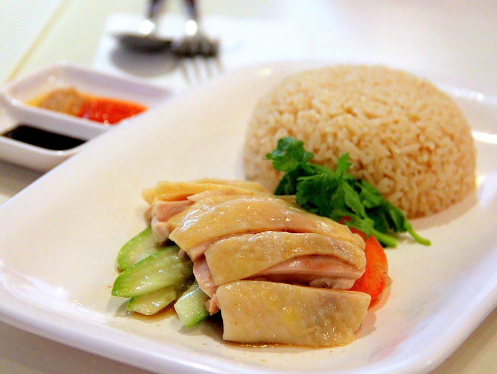 Arroz-con-pollo-Hainanese