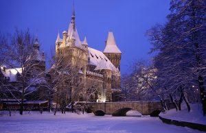 Estaciones del año en Budapest
