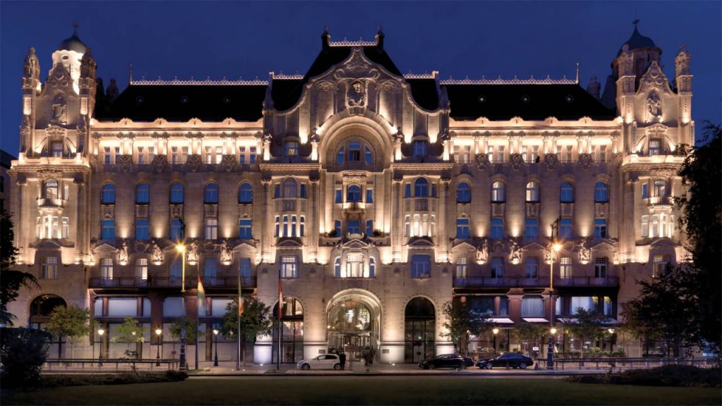 Hotel Palacio Gresham