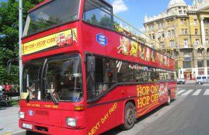 Recorridos en autobús por la ciudad de Londres
