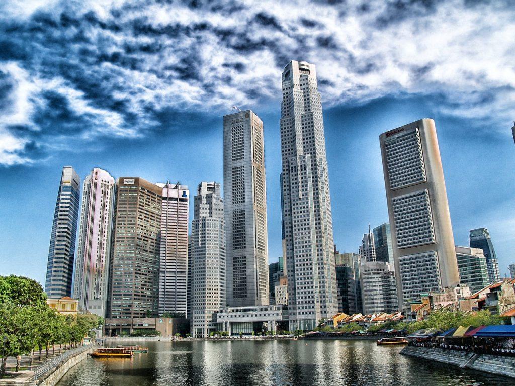 Clima-en-Singapur