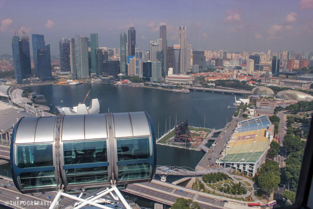 Desde-el-Singapore-Flyer
