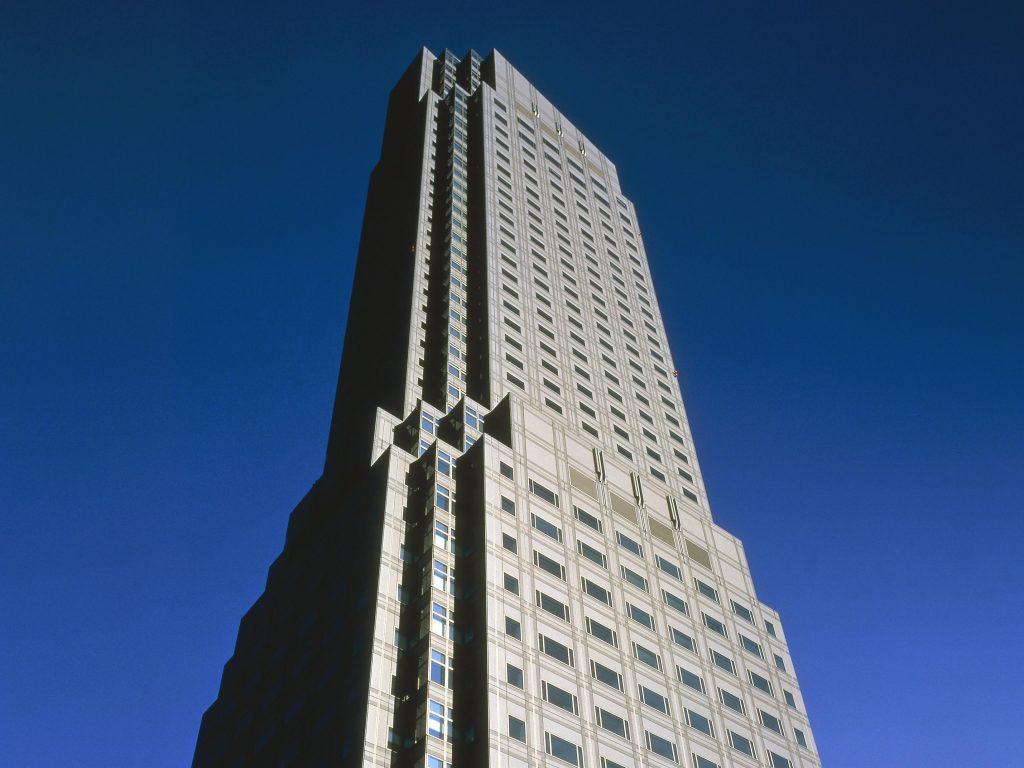 Edificio-del-hotel-Cerulean-Tower-Tokyu