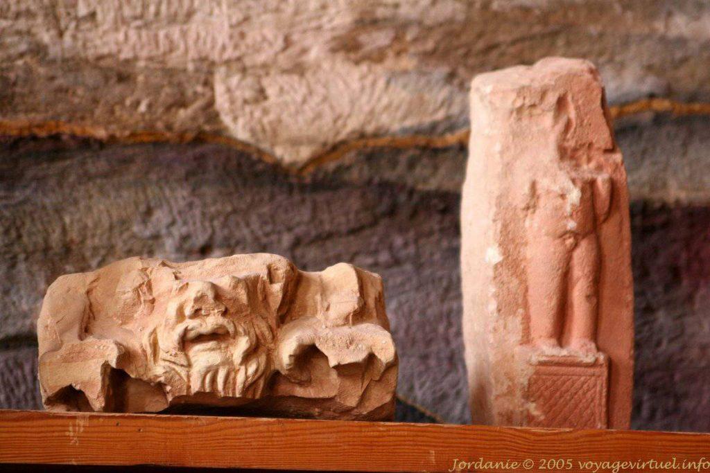 Esculturas-nabateas