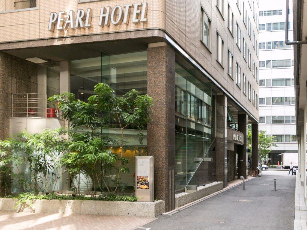 Exterior-del-Pearl-Hotel-Yaesu