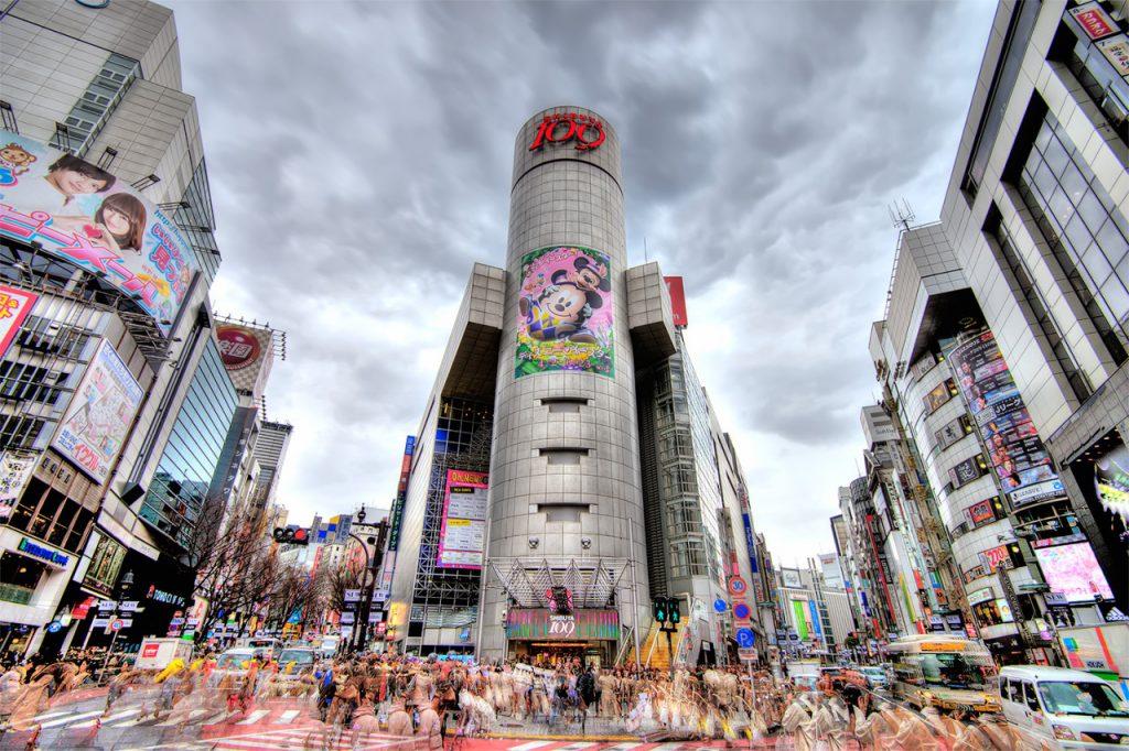 Exterior-del-Shibuya-109