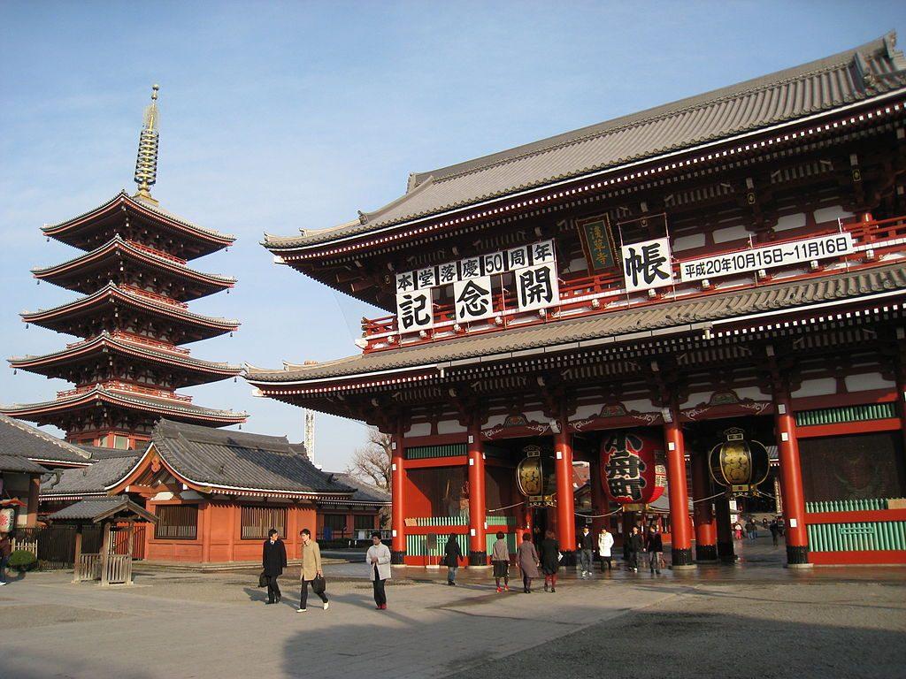 Exterior-del-templo-Sensoji