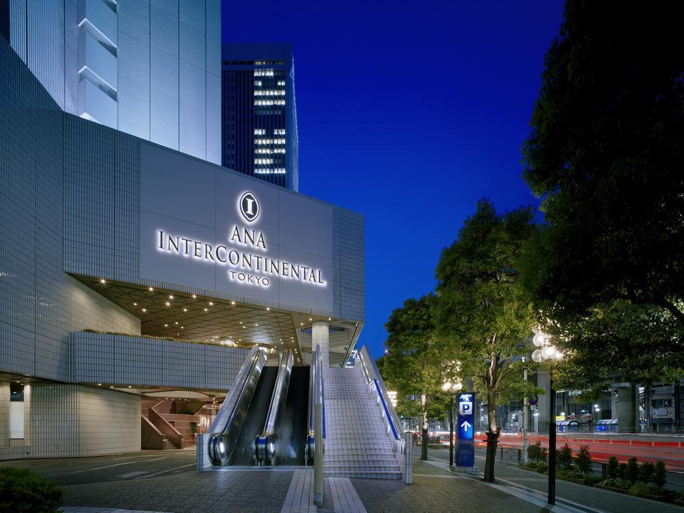 Fachada-del-hotel-ANA-InterContinental-Tokyo