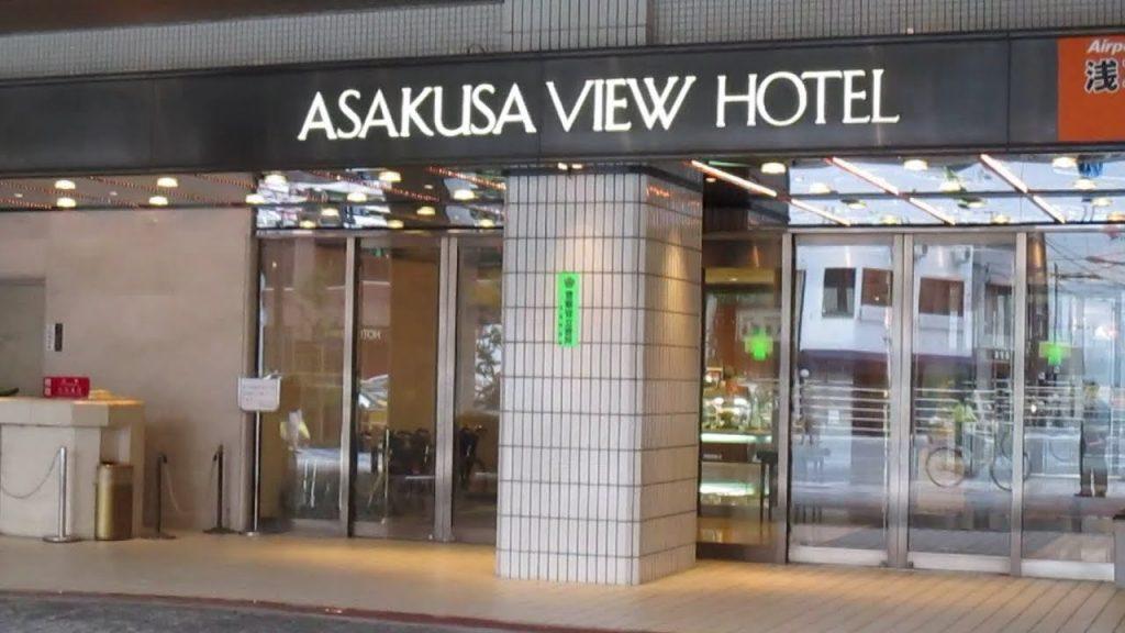 Fachada-del-hotel-Asakusa-View