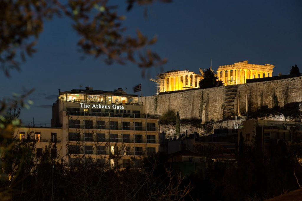 Hotel-Athens-Gate