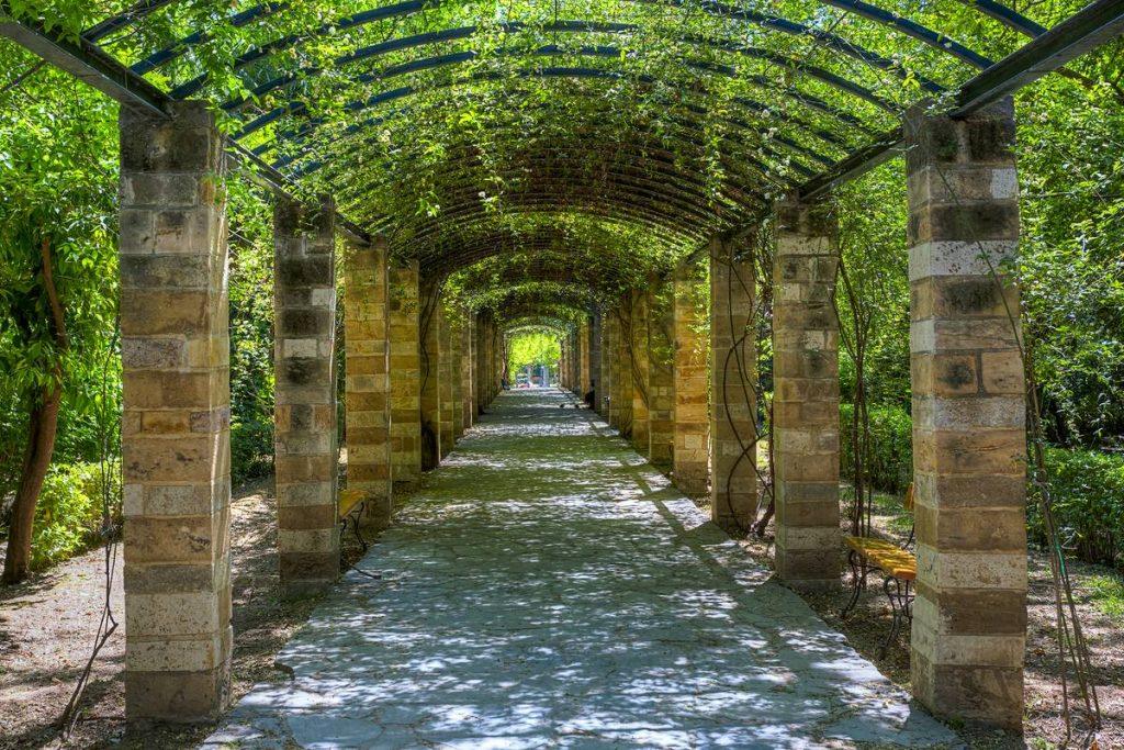 Jardin-nacional-de-Atenas