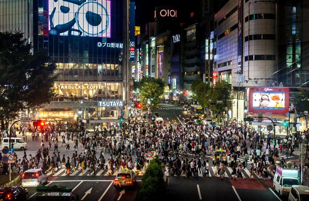 Konnichiwa-Tokio