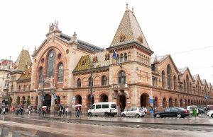 Compras en Budapest