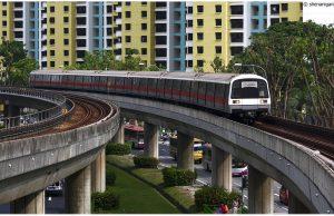 Transporte en Singapur