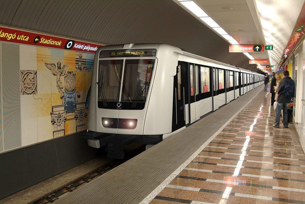 Metro-de-Budapest