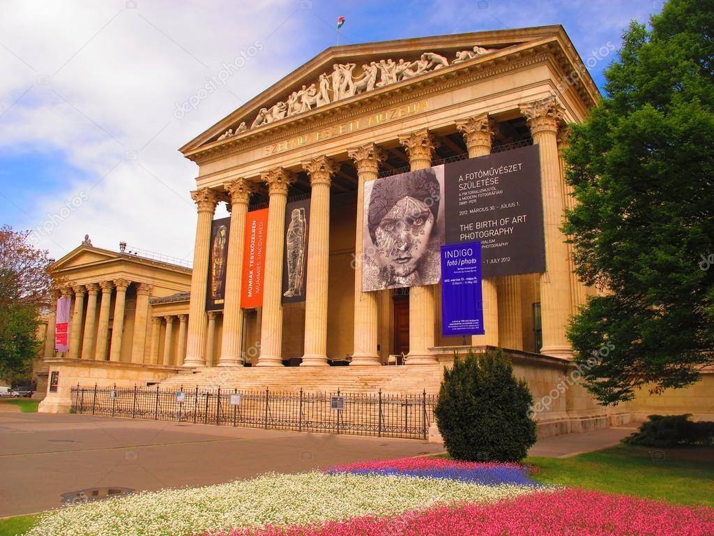 Museo-de-Bellas-Artes-de-Budapest